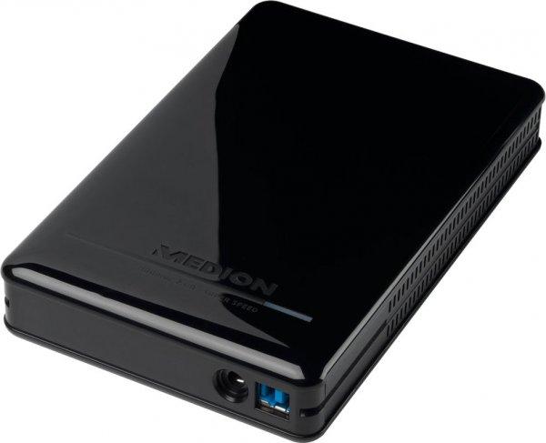 Medion HDDrive2Go 6TB (MD 90238) für 209€ @ Medion