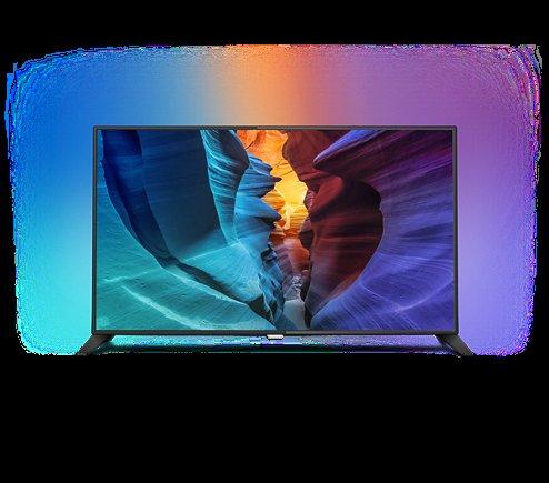 PHILIPS 65PFK6520 LED TV (Flat, 65 Zoll, Full-HD, 3D, SMART TV)  bei Media Markt in Dorsten - noch vorrätig! für 1277,-- €