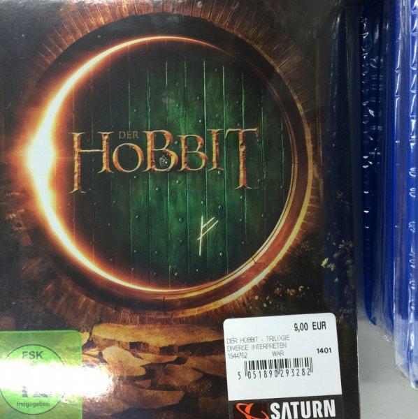 Lokal Saturn Stuttgart Der Hobbit Trilogie 9€