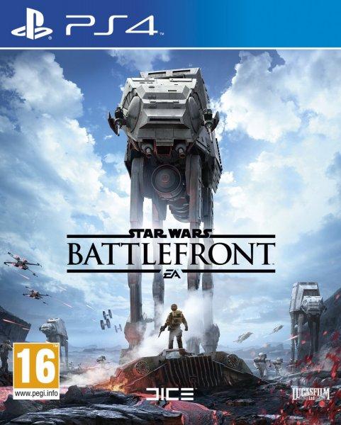 [Amazon.co.uk] Star Wars: Battlefront (PS4) (Disc-Version) für 39,47€