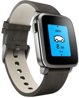 [Telekom Shop] Pebble Time Steel Smartwatch für 239,20€