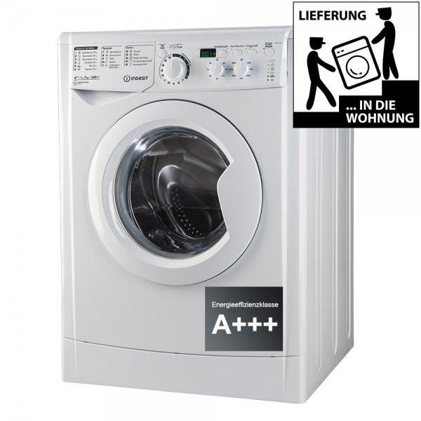 INDESIT Waschmaschine EWD 71483 W DE Frontlader EEK: A+++ 7 kg für 269€ statt 449€ - 40% Ersparnis
