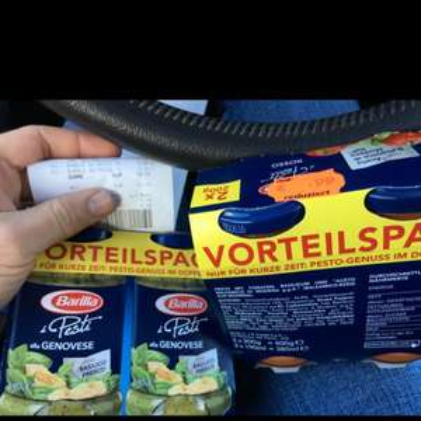 Real (Lokal Aachen) Pesto Doppelpack nur 99ct