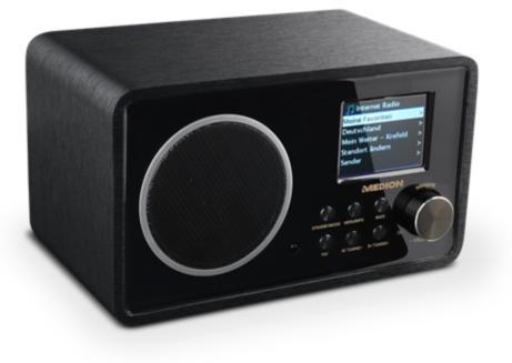 Medion E85038 WLAN Internet-Radio (B-Ware) für 59,95€ bei Medion