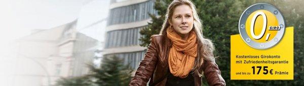 Commerzbank: 100,- Euro Startguthaben (+ ggf. 50,- Euro bei Nichtgefallen) + 11.000 Miles & More Meilen + 75,- Euro KwK-Prämie - Kostenlos ab 1.200,- Euro Geldeingang (NICHT GEHALTSEINGANG) im Monat