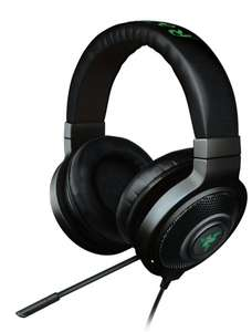 [Amazon Blitzangebot] Razer Kraken 7.1 Chroma Gaming Headset für PC und PS4