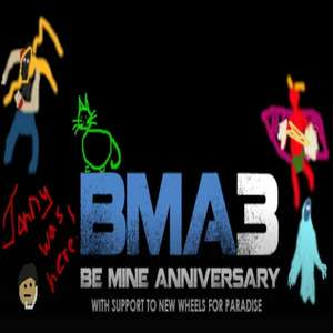 [STEAM] Be Mine Anniversary 3 Bundle @ Groupees