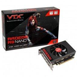 VTX R9 Nano, 4GB HBM, HDMI, 3x DisplayPort @ Caseking 483,89 €