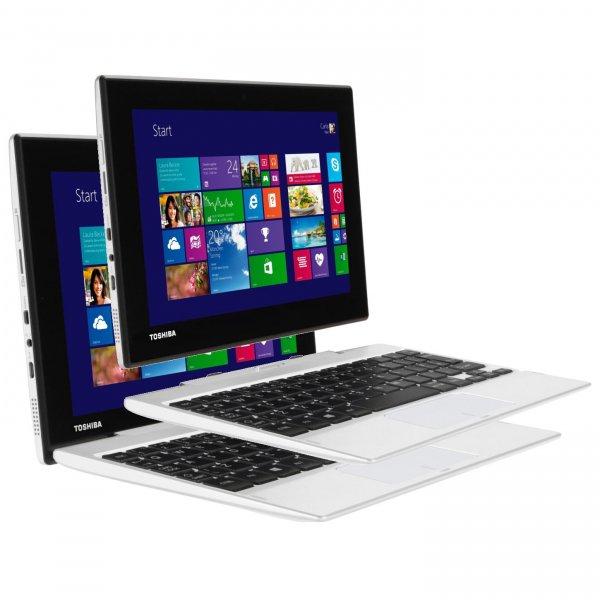 """Toshiba Satellite Click Mini Notebook 64GB SSD 2in1 Tablet 8.9"""" @Ebay WOW für 234,90€ (10fach Payback  möglich= 11,74€)"""