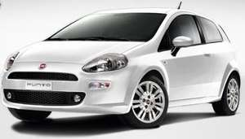 Fiat Punto Easy mit Klima, Navi, ESP, Blue&Me, Lederlenkrad, Audioanlage etc.