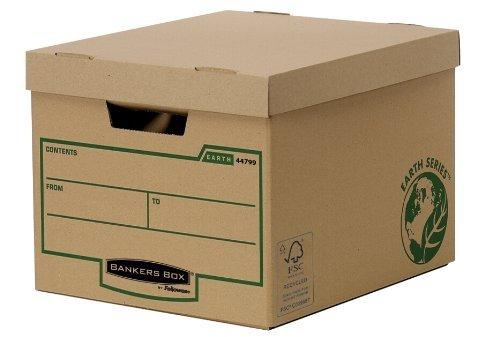 [Amazon] 10x Bankers Box Earth Series Heavy Duty Archivbox in braun für 15,71 € / nächster Preis 40,90 € +++ EXPEDIT/KALLA tauglich (siehe Beschreibung)
