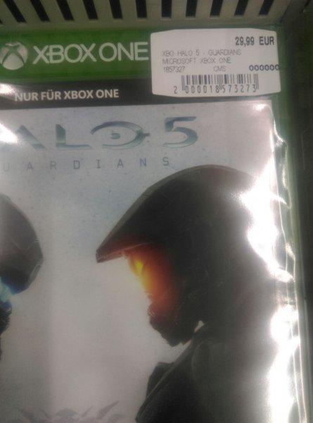 [Saturn Essen City / Dortmund City / Bremen City] XBox One : Halo 5 ab 29,95€