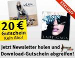 Endlos viele 20€ Gutschein ohne MBW @ Musicstar UPDATE!