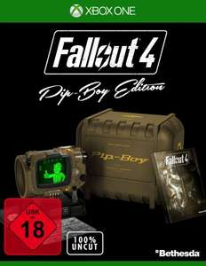 [Amazon WHD]:  Fallout 4 Uncut - Pip-Boy Edition - [Xbox One]