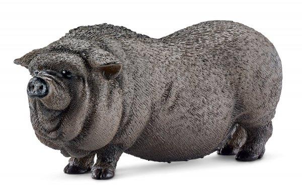 [Prime/Plus] Schleich 13747 - Hängebauchschwein, Minifigur für 4,99€