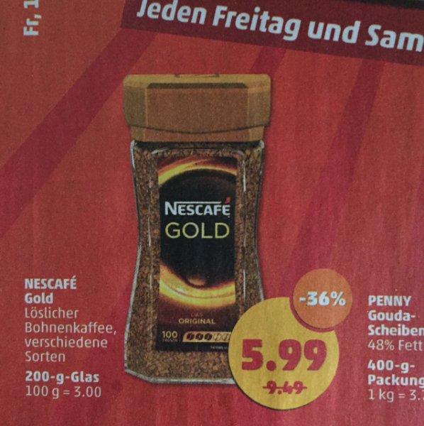 @ Penny | Framstag: Nescafé Gold | 200g