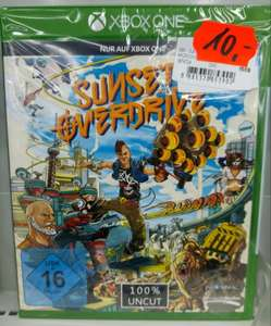 [lokal] Sunset Overdrive Xbox One Saturn Witten