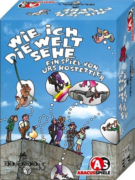 Wie ich die Welt sehe (Brettspiel, Gesellschaftsspiel, 9/10 Punkten, Thalia.de)