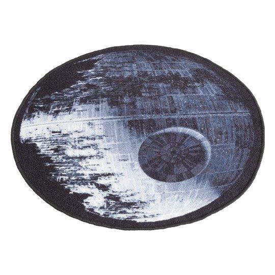 Star Wars Todesstern Teppich mit einem Durchmesser von 1m, Real Online