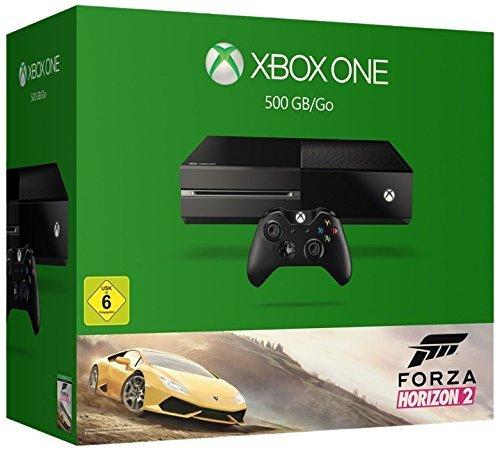 Xbox One Konsole inkl. Forza Horizon 2, 500 GB 273,99€ PVG  329,90€