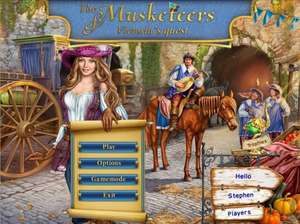 The Musketeers: Victoria's Quest - Download - [NO steam]