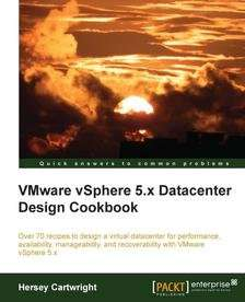 "[Packt Publishing] Kostenloses eBook ""VMware vSphere 5.x Datacenter Design Cookbook"""