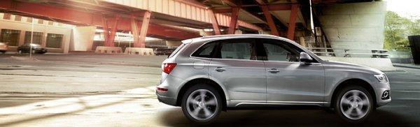 Audi Q5 2.0 TDI ultra, 6-Gang mit 110 kW (150 PS) netto € 199,- Leasingfaktor 0.6