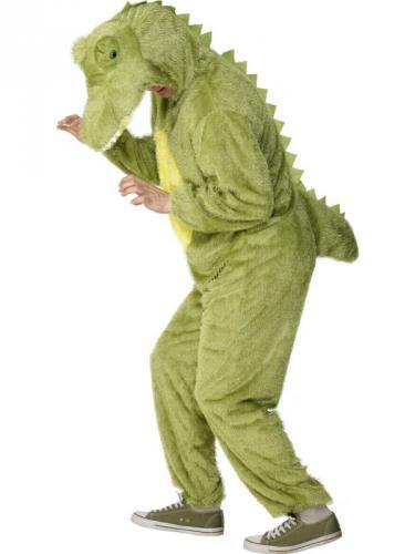 Dienstkleidung für mydealzer  (auch für Karneval geeignet) - Krokodilkostüm