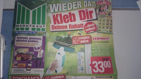 Leifheit Fenstersauger 30€