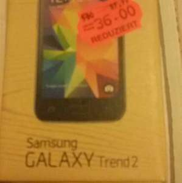 Samsung Galaxy Trend 2 (Kaufland Frankfurt)