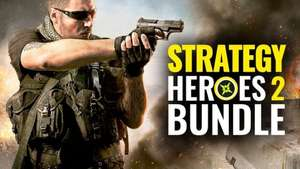 [steam] Strategy Heroes 2 Bundle (16 Titel) mit Jagged Alliance Back in Action ab 1.99€ @ bundlestars