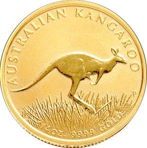 Feinunze Gold Känguruh