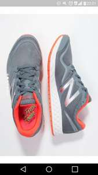 (zalando.de) New Balance Foam Fresh M1980 Sneaker / Laufschuhe