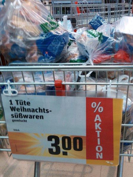 Nach Weihnachten ist vor Weihnachten: Bahlsen Lebkuchen Abverkauf (Lokal REWE Brotdorf) 77% günstiger