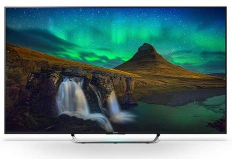 """Sony KD-55X8505C """"Schweiz"""" (55"""" (139cm), UHD, 800Hz, 3D, WLAN, 2x DVB-C/T2/S2, Android, TRILUMINOS) für ca. 899 € und der 65 Zoll für nur ca. 1710 €"""