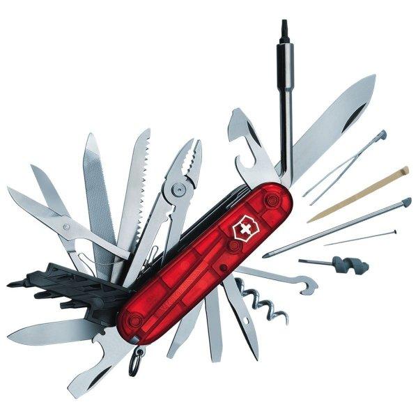 Victorinox Schweizer Taschenmesser Cyber Tool 41 1.7775.T für 65,09€ @ Voelkner Blitzangebote