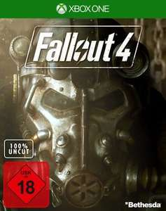 [amazon.co.uk]  Fallout 4 - Uncut Edition für Xbox One / PS4