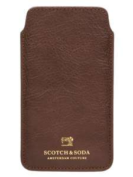 IPhone 6 Lederhülle von Scotch and Soda