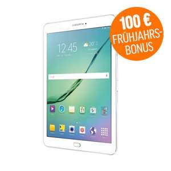 Samsung Galaxy Tab S2 SM-T810 weiß NBB 399EUR
