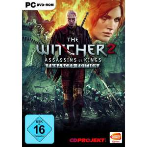 [G2A] The Witcher 2 (!!) für 1.80€