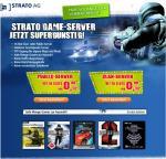 GameServer von Strato 16Slot 0,99€ pro Monat
