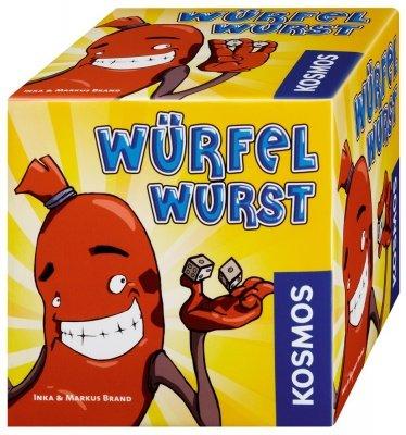 """[Augsburg] KOSMOS Würfelspiel """"Würfelwurst"""""""