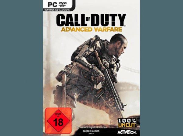 Media Markt: Call of Duty Advanced Warfare Special Edition [PC] Abholung im Marktfür 6€ (Abholung im Markt, sonst +4,99€ Versandkosten)