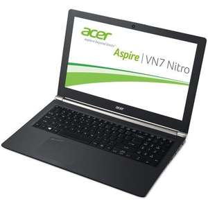 Acer Aspire VN7-592G-7138 für 1619€ @ Notebook.de - 4K Notebook! und Core i7, 16GB Ram, 2TB HDD+256GB SSD, GeForce GTX 960M
