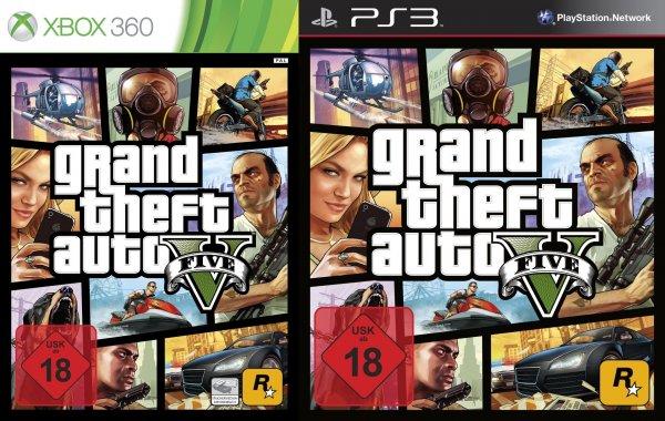 Xbox 360 / Sony PS3 - Grand Theft Auto V (GTA 5) ab €17.- [@Media-Markt.de]