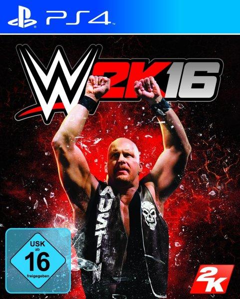 (Mediamarkt.de) WWE 2K16 - Playstation 4 für 35,- EUR