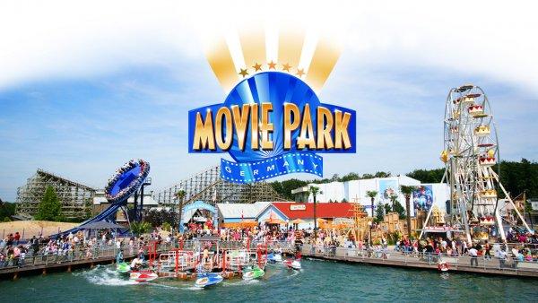 2 Tage Eintritt im Movie Park + 1 Übernachtung im 4*-Holiday Inn Essen City Centre inklusive Frühstück, Sauna und gratis WLAN ab 49,90€ p.P. bei eine Reise zu 2.