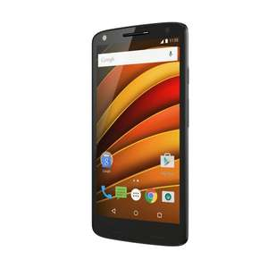 [Amazon.it] Motorola Moto X Force LTE (5,4'' QHD Amoled 5-Schicht-Display [bruchfest], Snapdragon 810 Octacore 2GHz, 3GB RAM, 32GB intern [erweiterbar], 21MP + 5MP, 3760 mAh Qi/Quickcharge, Android 5.1 -> 6) inkl. 4 Jahren Garantie für 588,26€