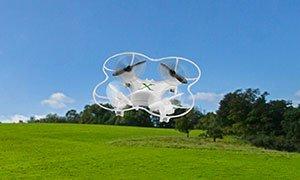 Drohne, 4 Kanal, ferngesteuert