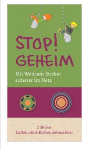 [Wieder da] Webcam-Sticker in 10mm und 13mm Durchmesser; 10 St. pro Person